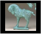 Bronze Tang Horse - Small