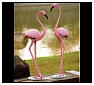 Flamingo Statues, Sculptures and Figurines