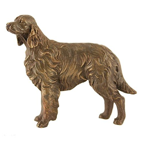 Brass Golden Retriever
