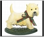 West Highland Terrier Door Stop