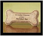 Dog Bone Plaque