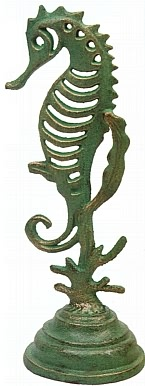 Sea Horse Door Holder