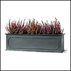Old English Window Box in Standard Finish - Small