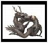 Bronze Dragon Statues, Sculptures and Figurines