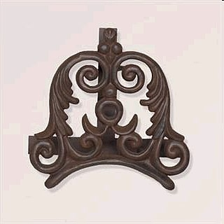 Classical Scroll Hose Holder