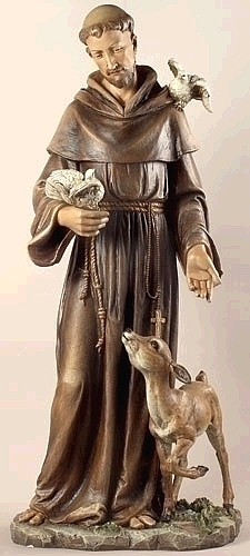 St. Francis of Assisi - Large