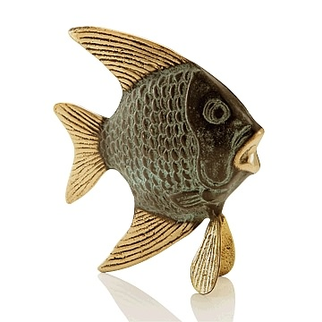 Angel Fish Sculpture