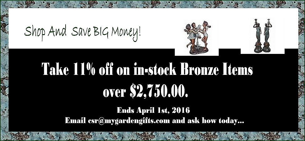 Bronze Coupon