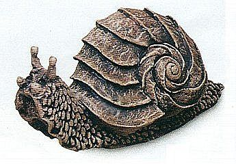 Garden Snail Statue and Key Safe