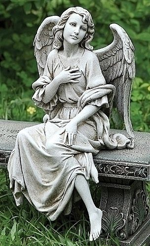 Resting Angel Shelf Sitter
