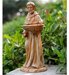 Little Standing Saint Francis Bird Feeder