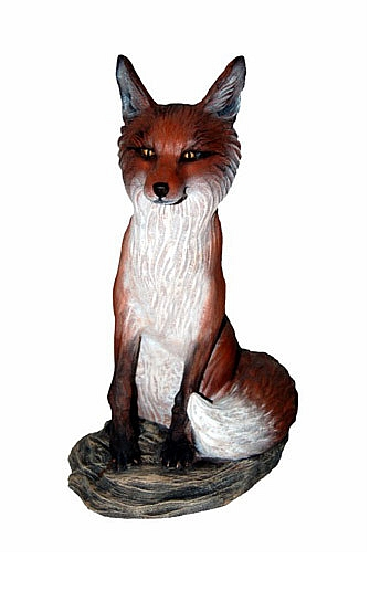 Red Fox Statue