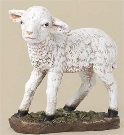 Little Sheep Statue