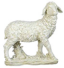 Large Standing Sheep Statues