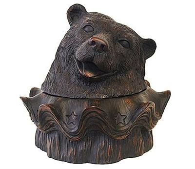 Decorative Bear Box