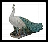 Peacock Statues, Sculptures and Figurines