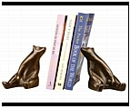 Leaning Bear Bookends