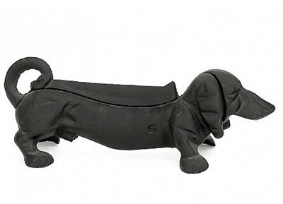 Cast Iron Dachshund Boot Scraper